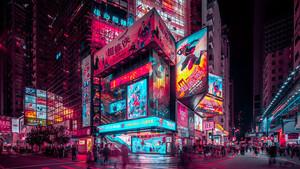 Τα Neon δίνουν ζωή και φως στην απόκοσμη πλευρά του Χονγκ Κονγκ