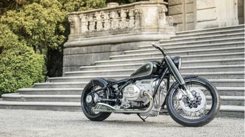 Η BMW Motorrad Concept R18 δίνει vintage άρωμα στην άσφαλτο