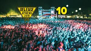 Δέκα tips για ένα άνετο Release Athens
