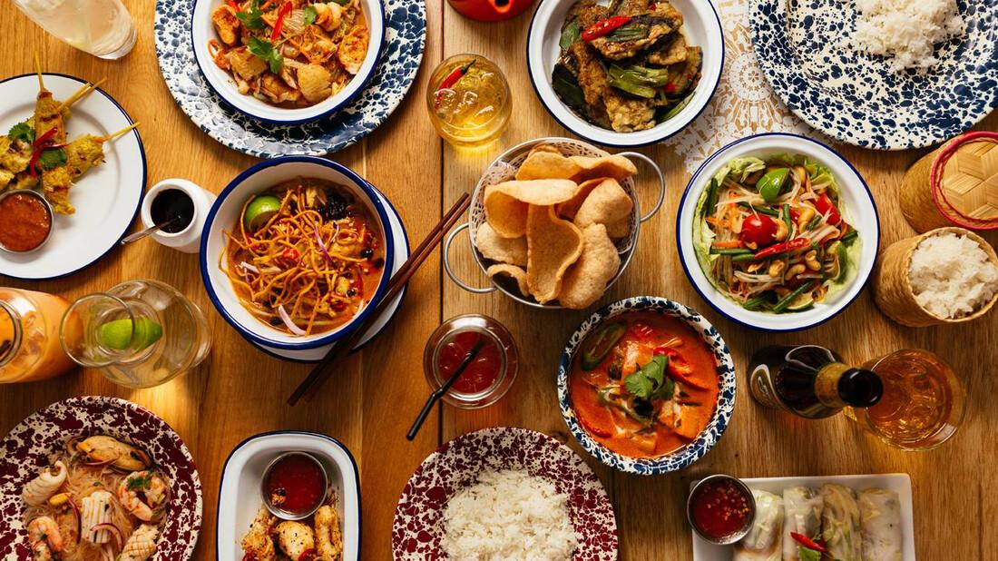 Το Thai είναι η αληθινή αξία της ασιατικής κουζίνας