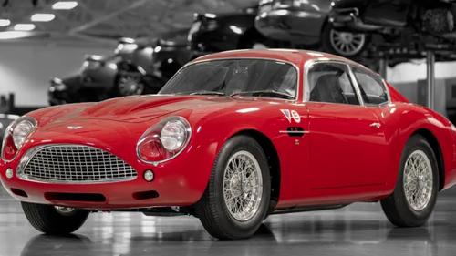 Το πιο ακριβό μοντέλο της Aston Martin είναι ένα race car
