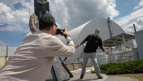 Έχουμε το δικαίωμα να βγάζουμε φωτογραφίες στο Τσέρνoμπιλ και στο κάθε Τσέρνομπιλ;