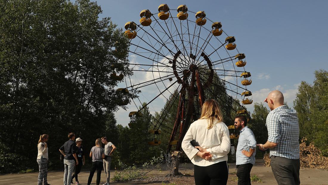 Ξενάγηση στο Τσέρνομπιλ; Ναι, ξενάγηση στο Τσέρνομπιλ