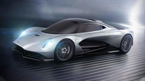 Η Aston Martin Valhalla φέρνει την επανάσταση