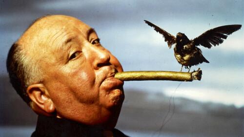Ο Philippe Halsman είδε τον Hitchcock να γελάει