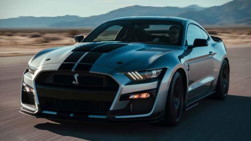 Κρατηθείτε, έρχεται το νέο Ford Mustang