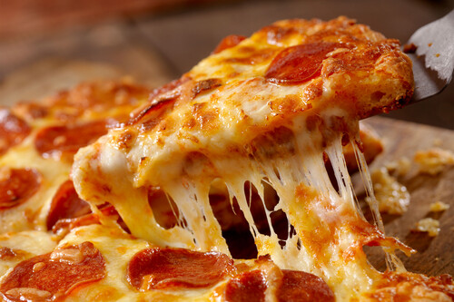 To μάθαμε και αυτό: Για αυτό η πίτσα είναι στρογγυλή