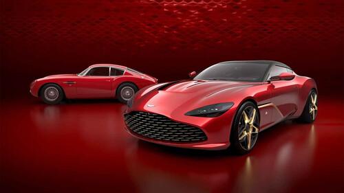 Σας παρουσιάζουμε τη νέα Aston Martin GR Zagato