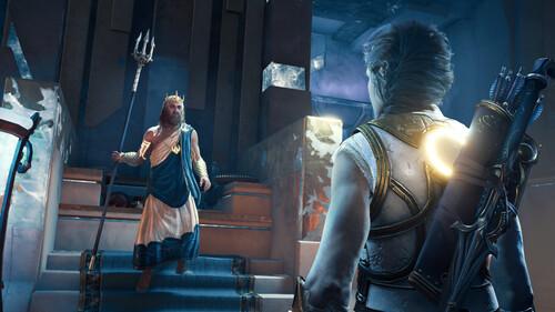 Τo Assassin's Creed Odyssey θέλει να περπατήσεις ανάμεσα στους θεούς