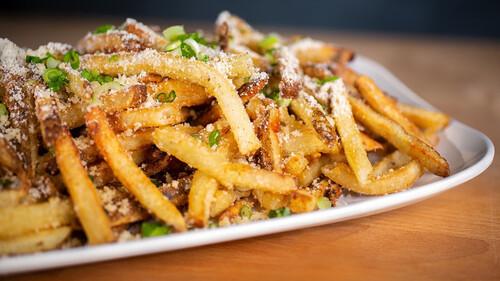 Η ανυπέρβλητη μοναδικότητα της τηγανητής πατάτας