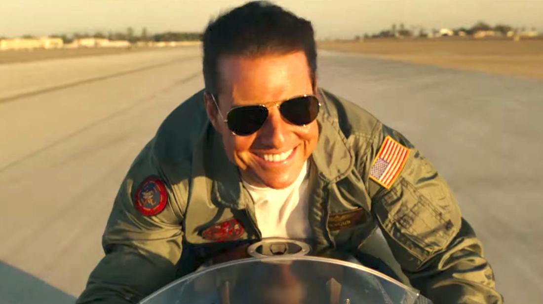 Η νοσταλγία επιστρέφει με το Top Gun: Maverick